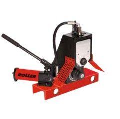 """ROLLER'S N80A - Rollnutmaschine bis 12"""" für Rothenberger - 347003 A"""