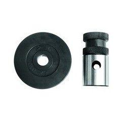 """ROLLER'S - Nutrollen INOX 2 - 6"""" mm, Paar - 347046"""