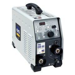GYS WIG Schweißgerät TIG 200 DC HF FV ohne Zubehör - 011533