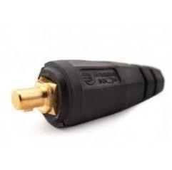 Massestecker-Kabelstecker fuer Massekabel-Dorn 13mm, 50-70mm2