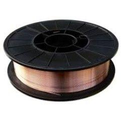 Schweißdraht Ø 1,0mm, 5kg, G3Si1 SG2, Schutzgas TÜV&DB - Magmaweld