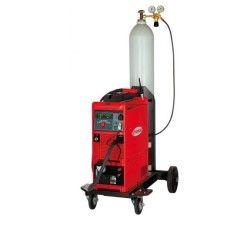 TransTig 4000 Set, Wassergekühlt, 400A, WIG y Elektroden (DC)
