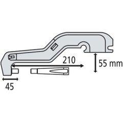 GYS Elektrodenbügel C2 - 8...