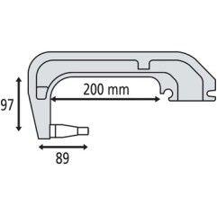 GYS Elektrodenbügel C1 - 8...