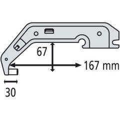 GYS Elektrodenbügel C5 - 8...