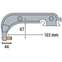 GYS Elektrodenbügel C12 - 8...