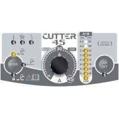Plasmaschneidgerät GYS PLASMA CUTTER 45 CT M1, inkl. Handschneidbrenner MT70 - 6m - 2 - 3154020062962 - - 062962 - 2.083,08€ -