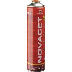 Gaskartusche 600 ml (330 gr Gas) Novacet Butan/ Propan + Propylen (30%) - 2200° max. - GYS