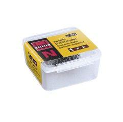 GYS 100 Klammern - N-Form - Box - 047976