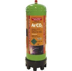 Einweg Gasflasche - Argon/C02 - 2,2L - GYS