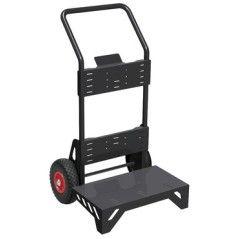 GYS Fahrwagen - mit Rädern JOBSITE XL mit allen Geräten kompatibel (EXAGON, CUTTER TRI usw.)