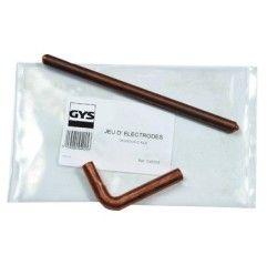 GYS Elektroden für Radlauf (Nicht mit C-Zange kompatibel) - 049253
