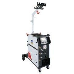 GYS AUTOPULSE 320-T3, 2 MIG/MAG-Brenner 250 A-3 m (Stahl/Alu),Masseklemme mit Kabel 4 m-35 mm²,Kontaktrohre-Set MB15/MB25 - 1 -