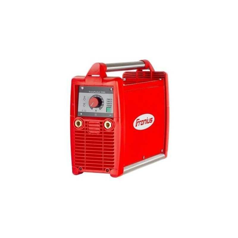 TransPocket 3500 Set mit WIG-Brenner und Elektrodenhalter - Fronius - 4,075,143-1 - - 4.687,41€ -