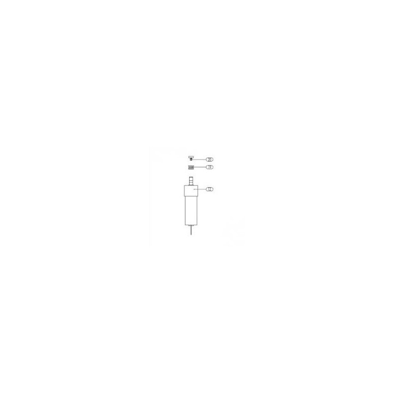 Getriebemotor 40 V DC inkl. Pos. 19 (Draht-Ø 1,2 mm) und Pos. 20 - Binzel - 085.0103.1 - 085.0103.1 - 436584677921 - 591,52€