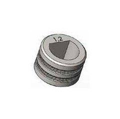 Drahtförderrolle 0,8 / 1,0 / 1,2 / 1,6 mm für PPplus Binzel - 095.0064.1