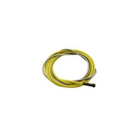 Führungsspirale blank für PuspPullbrenner, Drahtdurchmesser 0,8-1,2mm, länge 8,4 m, 122.0040