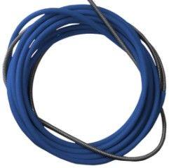 Abicor Binzel Führungsspirale, Spirale, Liner, ABIMIG, Ø 2,4 x 4,5 mm, Länge 720mm, Blau - 123.0032.1