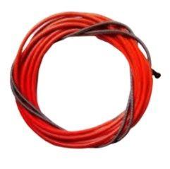 Führungsspirale rot 2,0x4,5x350 / 450 / 550 (3-5m) Binzel