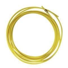 PTFE Führungsseele Gelb 2,4x4,5x3-5m Drahtdurchmesser 1,6mm
