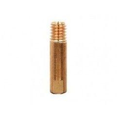 Stromdüse CuCrZr M6 x 25, Ø 0,8mm, Abicor Binzel, 1 Stück - 140.00062