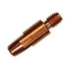 Stromdüse CuCrZr M6 x 28, Ø 1,0mm, Abicor Binzel, 1 Stück - 140.0245
