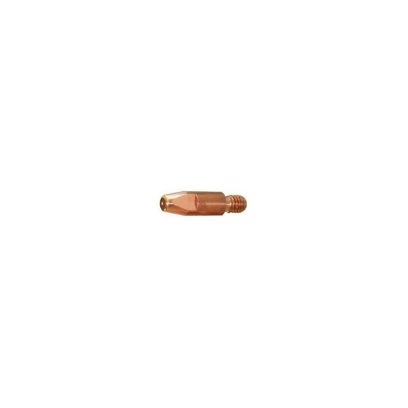 Stromdüse E-Cu M6 x 28, Ø 1,6mm, Abicor Binzel - 140.0555 - 140.0555-1 - - 0,90€ -
