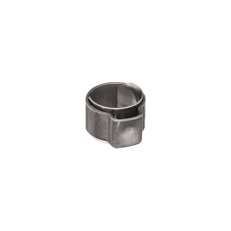 Einohrklemme Ø 7,5 mit Einlagering Kennz. 8,0 (1 Stück - 173.0007