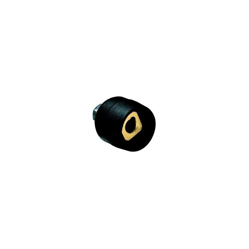 Schweißgeräte Einbaubuchse für Massestecker, Dorn 13mm, 25-50mm2 - 511.0314