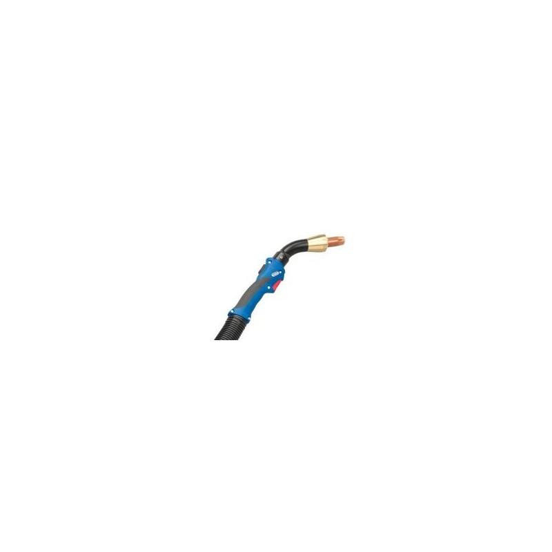 MIG/MAG-Rauchgas-Absaugbrenner BINZEL RAB GRIP 501D HE 45°, 3 m / 4 m / 5 m ,wassergekühlt - 634.0175.1 - 436584948823 - 575,51