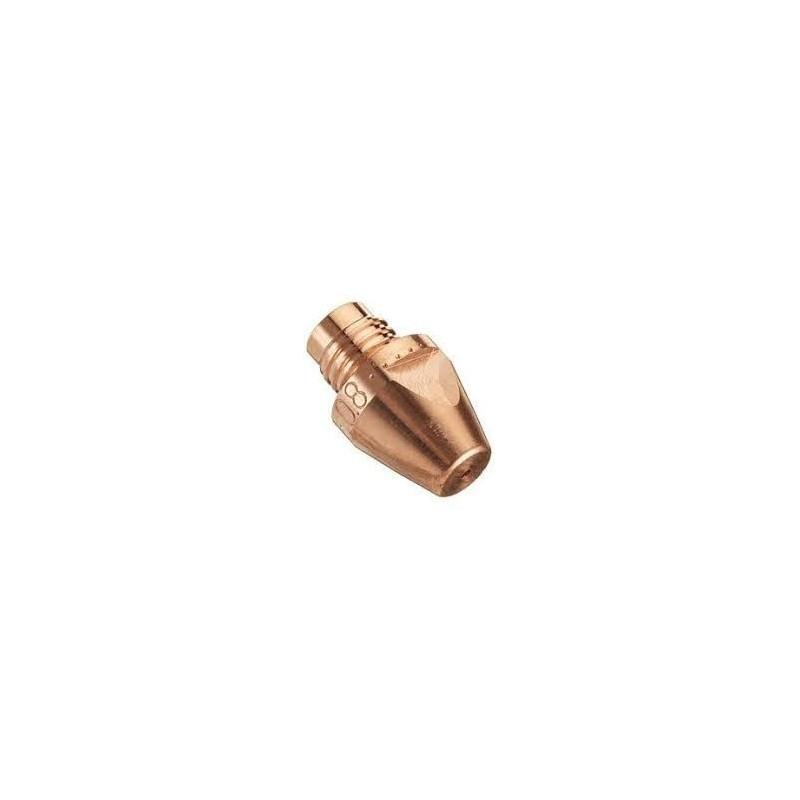 Plasmadüse Ø 0,8 mm Plasmabrenner ABIPLAS WELD 100W/PJB 100 - (1Stück) - 698.0060 - 698.0060 - 436584165442 - 9,36€