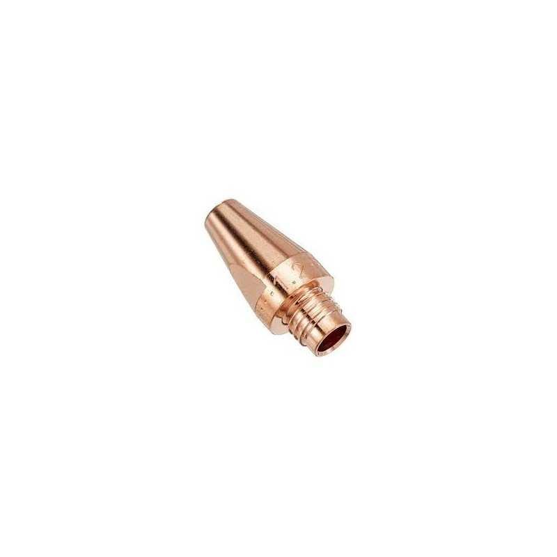 Plasmadüse lang Ø 0,8 mm Plasmabrenner ABIPLAS WELD 100W/PJB 100 - (1Stück) - 698.0077 - 698.0077 - 436584184115 - 15,30€