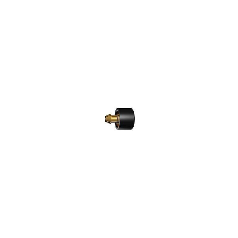 Binzel Brennerkappe für Plasmabrenner Abiplas Weld 150W/PJB 150 - Ø1.6 / 2,4 / 3,2 mm (1 Stück) - 698.2033 - 436584423689 - 31,