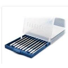 Wolframelektrode WZr 08, weiß, 10 Elektroden, 1,0-4,0x175mm - Abicor Binzel - 1 - - - 700.0028.10 - 14,19€ -