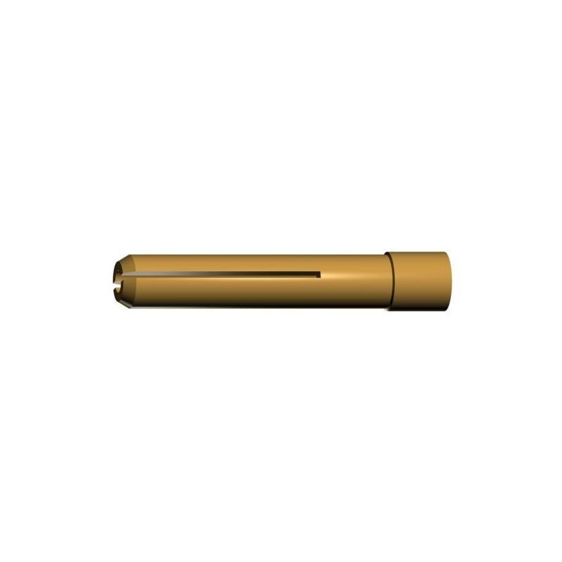 Spannhülse (Messing-Ausführung) Ø 2,4mm x 25mm Typ 9/20 - 701.1020 - 701.1020 - 4365843917 - 1,64€