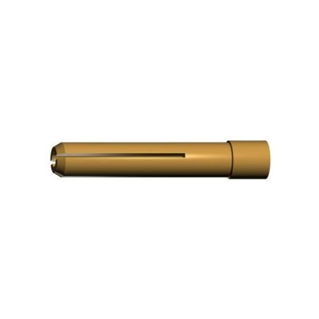 Spannhülse (Messing-Ausführung) Ø 2,4mm x 25mm Typ 9/20 - 701.1020
