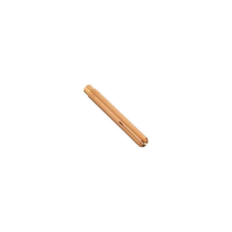 Jumbo Spannhülse 0,5 mm für Gaslinse 40mm Typ 9 / 20 - 13N20L - 701.1225 - 701.1225 - 4036584148346 - 3,75€ -