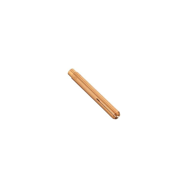 Jumbo Spannhülse 2,4 mm für Gaslinse 40mm Typ 9 / 20 - 13N23L - 701.1228 - 701.1228 - 4036584148315 - 3,75€ -