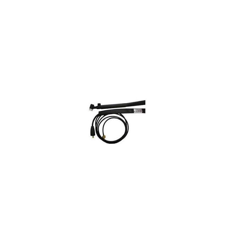 WIG-Schweißbrenner SR17FV 4m luftgekühlt, G1/4 - Original Binzel - 706.1157 - 706.1157 - 4036584131461 - 98,26€ -
