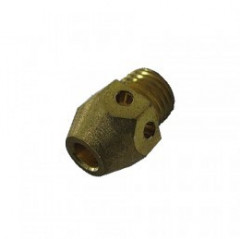 Spannhülsengehäuse 2,4 mm, ABITIG GRIP 12-1, Standard Version
