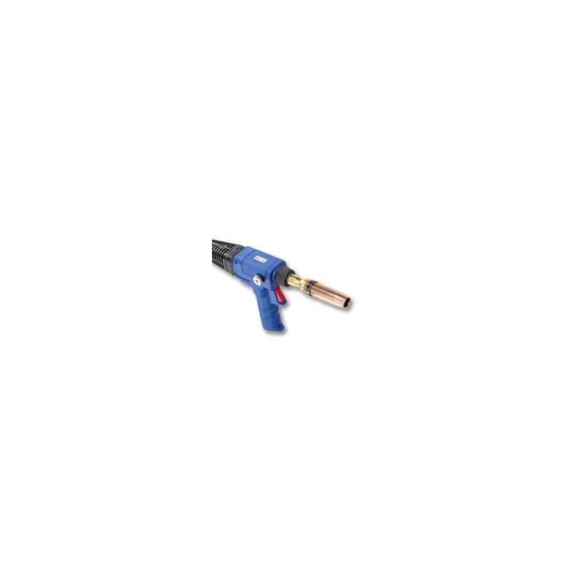MIG/MAG Schlauchpaket Push/Pull Schweißbrenner Binzel PP Plus 401D  4,6,8m