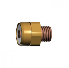Spannhülsengehäuse mit Gaslinse HL 1.6 mm, ABITIG GRIP 18 SC (18GL16) - 712.6101 - 712.6101 - 436584128522 - 23,12€