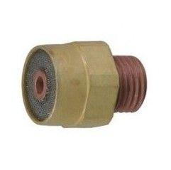 Spannhülsengehäuse mit Gaslinse HL 2.4 mm, ABITIG GRIP 18 SC (18GL32) - 712.6102