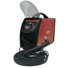 GCE - Gladius 40 Plasma Schneidanlage mit integriertem Kompressor, 230V-32A, bis 12mm Materialstärke