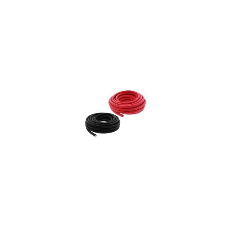 Massekabel Hi_Flex PVC 16mm² - 70mm² (Meterware) schwarz / rot