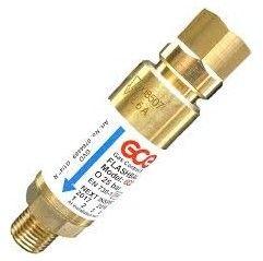 GCE Rückschlagsicherung Explosionsschutz Brenngas Acetylen Propan Sauerstoff - 1 - - - 0764469 0764471 - 14,28€ -