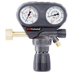 GCE Flaschendruckminderer Druckminderer 200 bar Procontrol - Argon, Sauerstoff, Acetylen, Stickstoff etc.