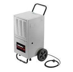 ROLLER'S Scirocco 80 Set - Elektrischer Luftentfeuchter/Bautrockner - 132010 A220