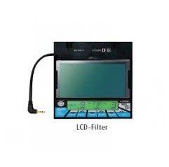 LCD FILTER-MACH III für Schweißhelm MACH 3 - GCE 19009015TK