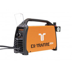 Plasmaschneidgerät EX‐TRAFIRE 30H (10-30A) 230 V 1-PH, CE plus Handbrenner FHT-EX30HT-FC 4 m / h mit Starter-Kit